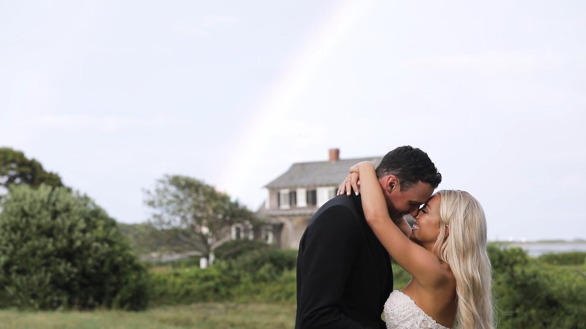 Kayla & Brian's Wedding Film in Kennebunkport, ME