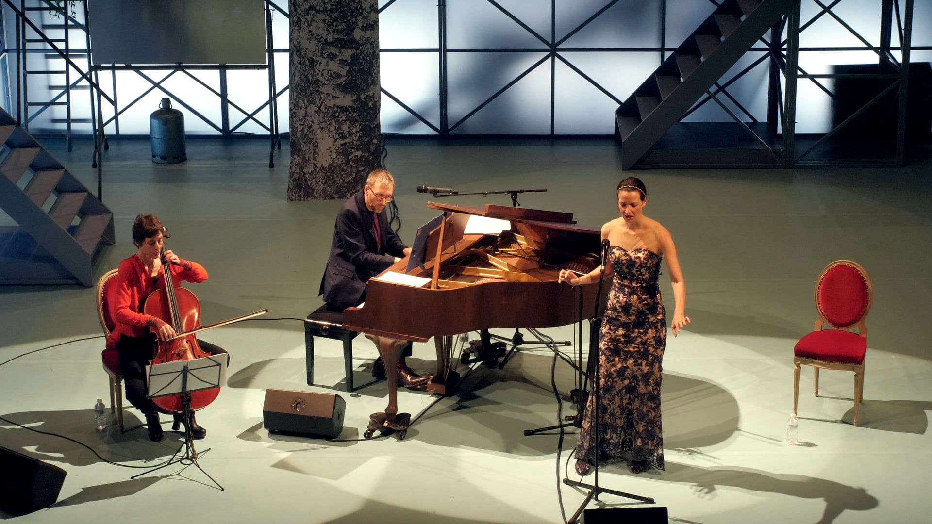 Emilie Tack chante Carmen