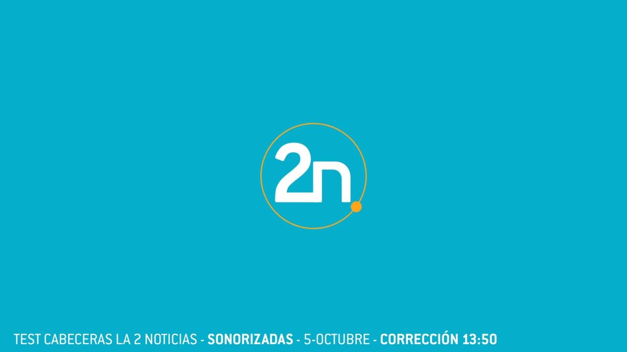 EDIT CABECERAS La 2 Noticias RTVE