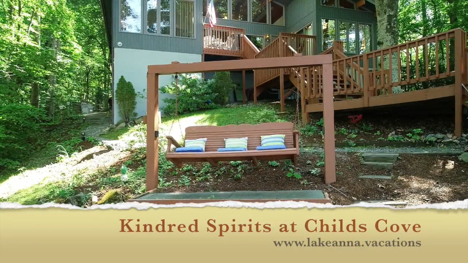 Kindred Spirits at Childs Cove