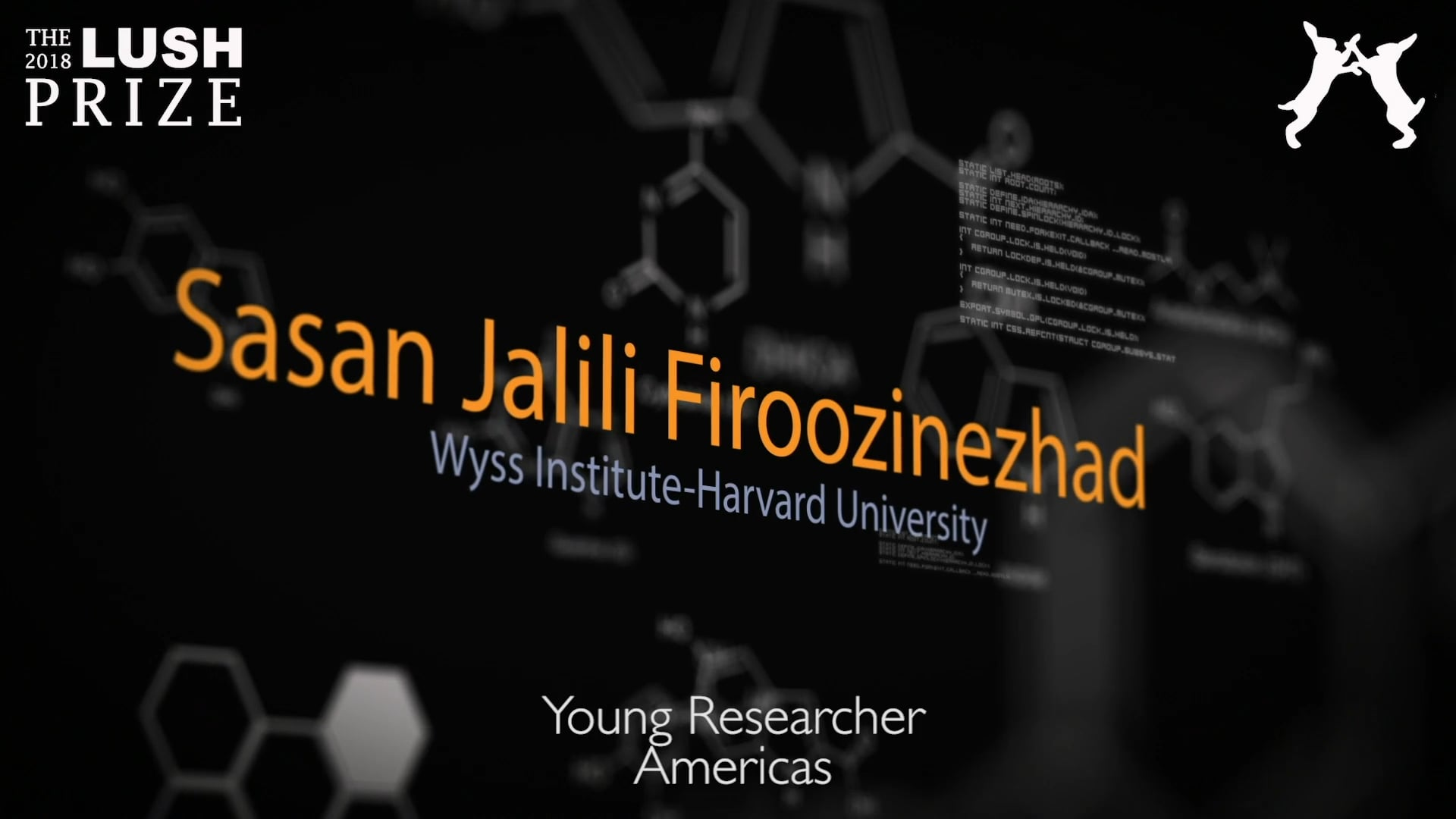 Sasan Jalili Firoozinezhad - Young Researcher Americas