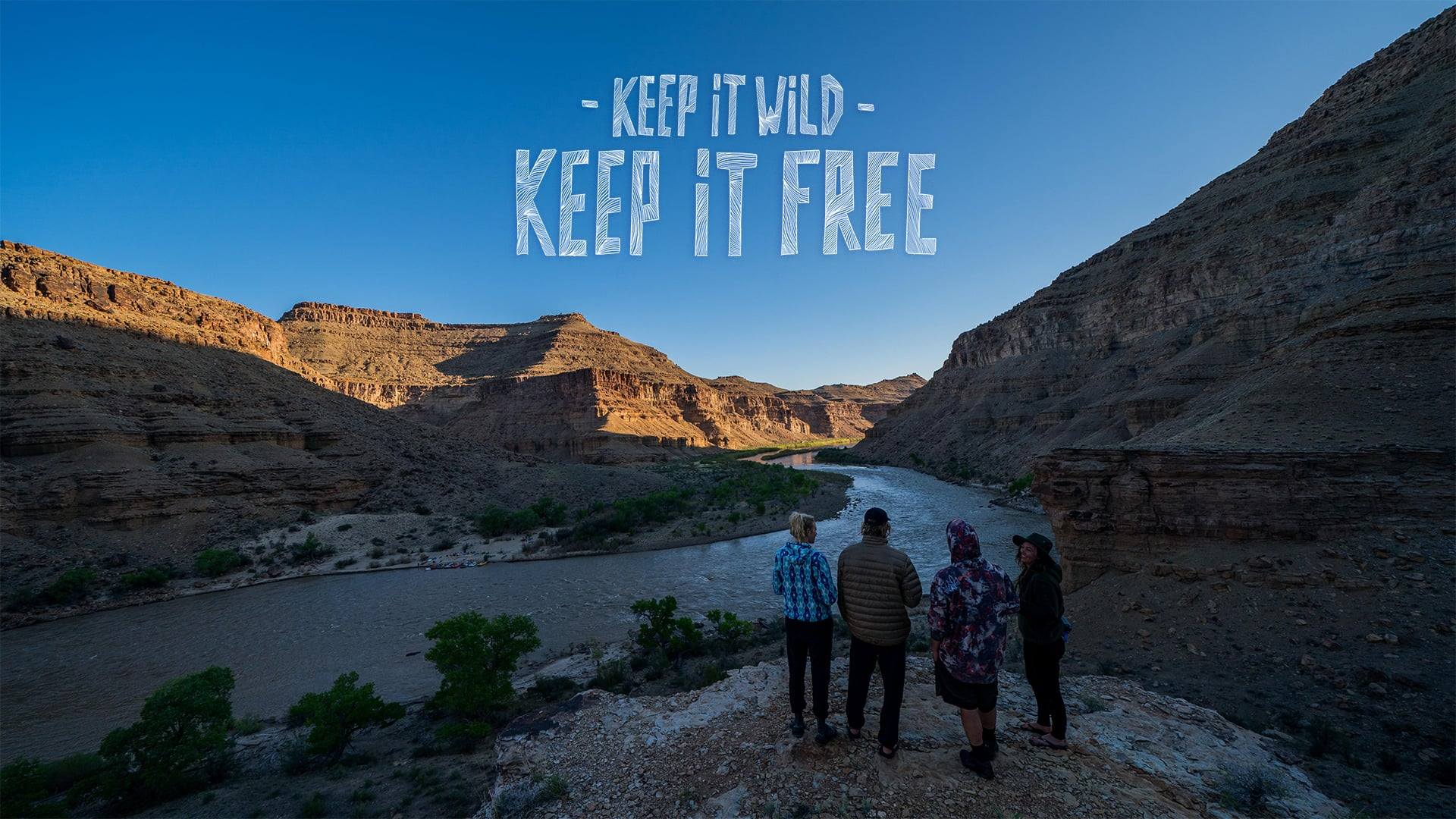 Keep It Wild, Keep It Free: Trailer