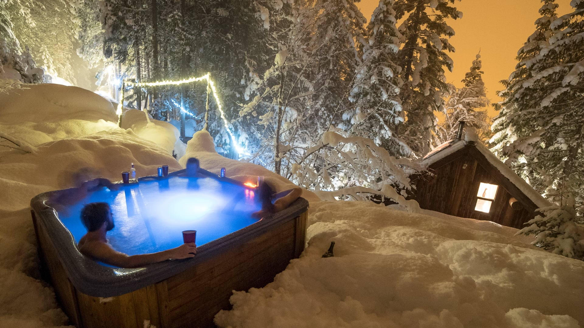 Whitewater Chalet