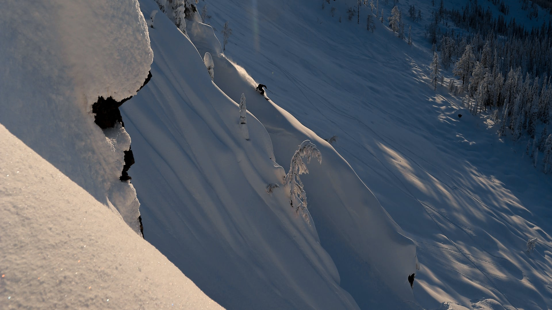 PEREGRINE: A Ski Adventure