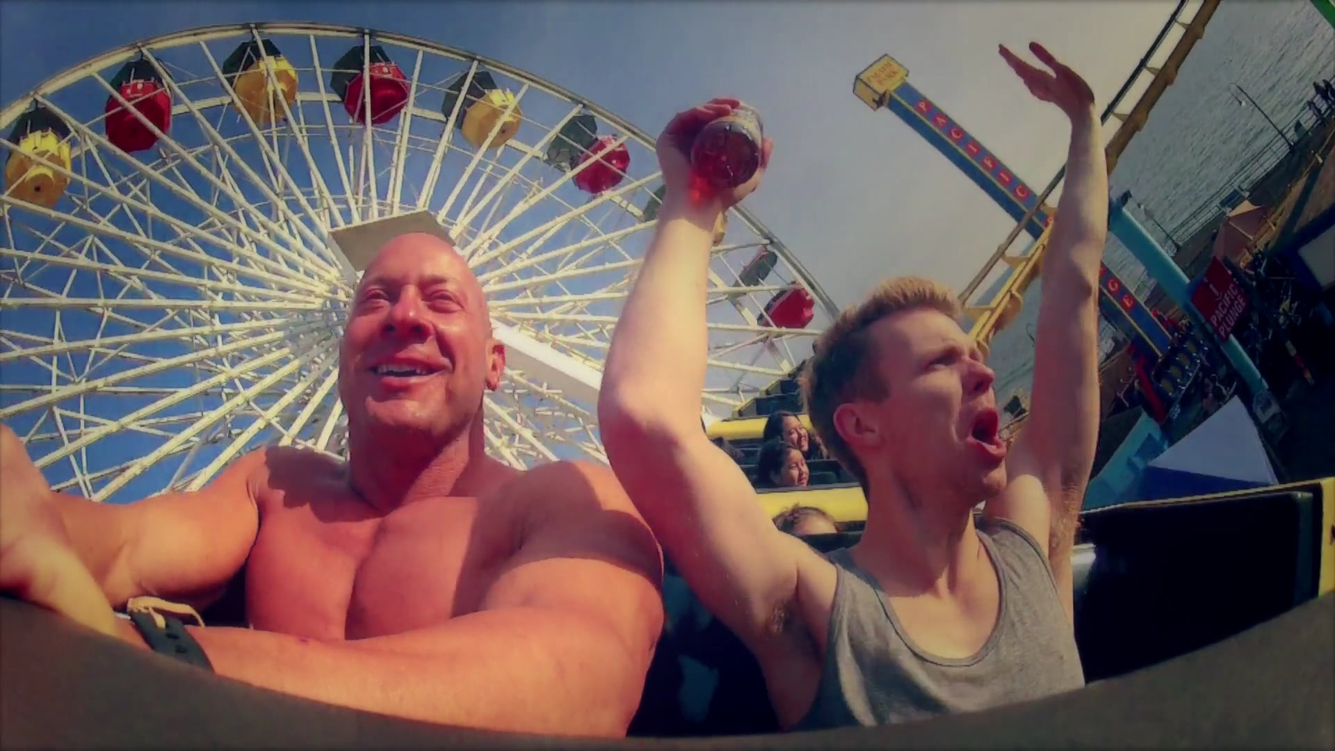 Nestea // Bodybuilder