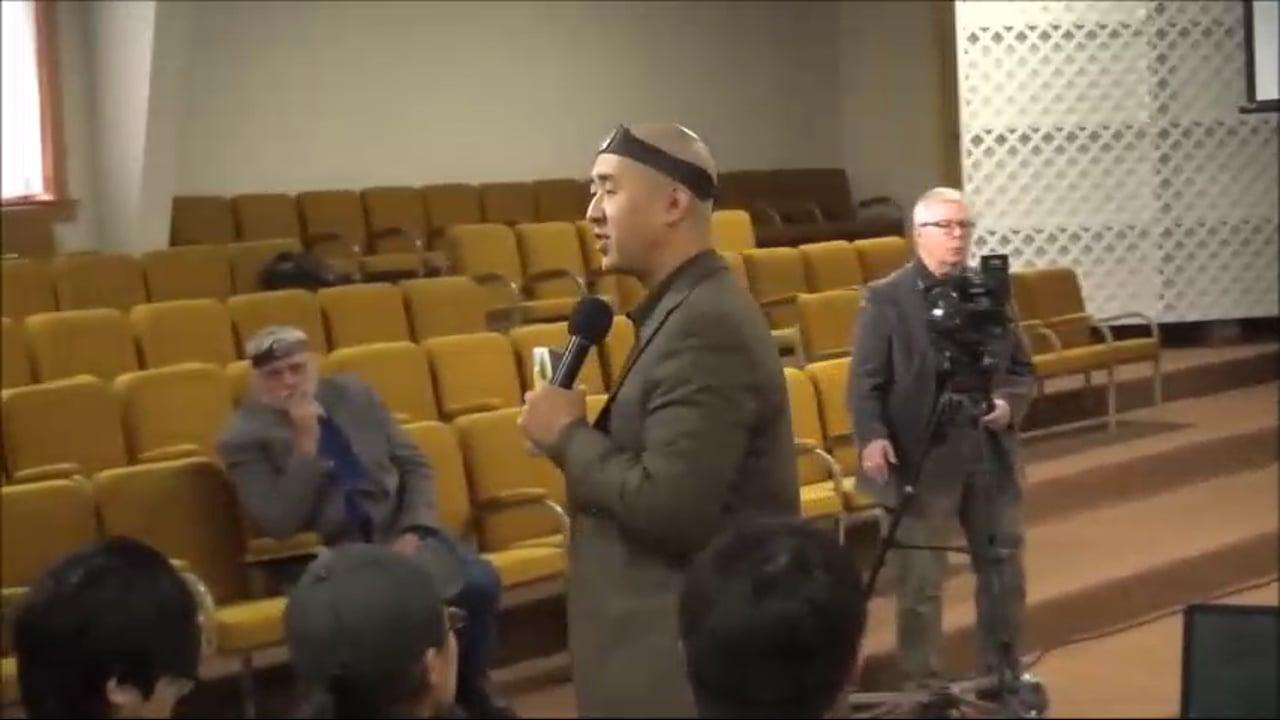 HolySpirit is beginning of POR, 2018-10-28 Sermon Highlights