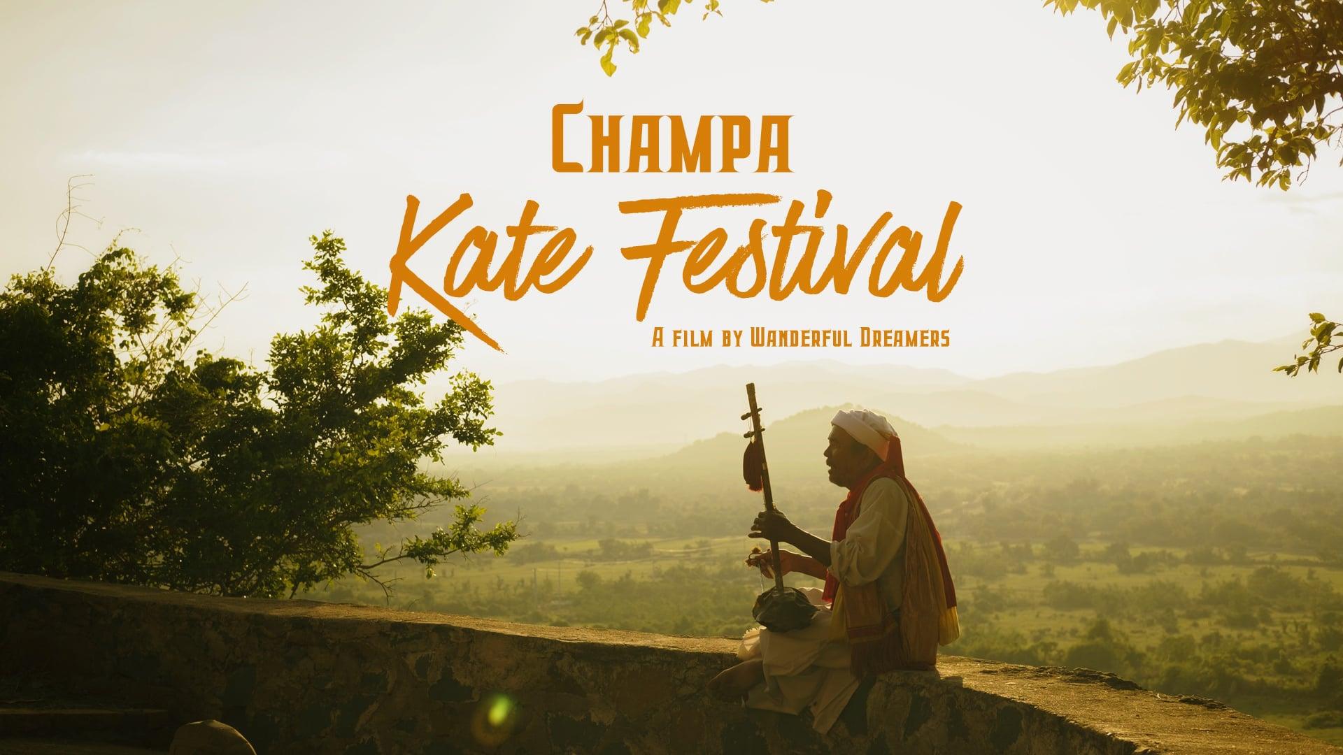 Champa Kate Festival (Ninh Thuan, Vietnam)