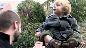 Watch Orson chats with Dad