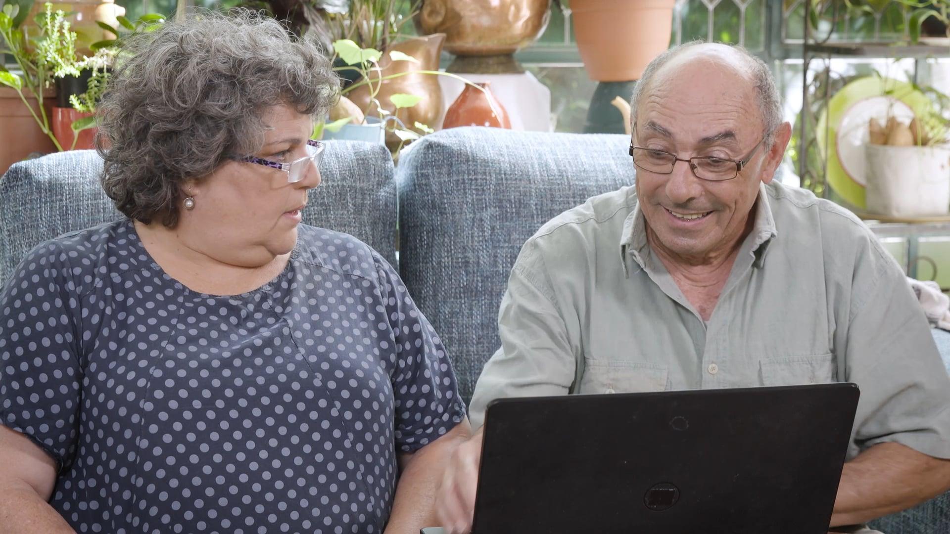 סבא דיגיטלי - סדרת רשת