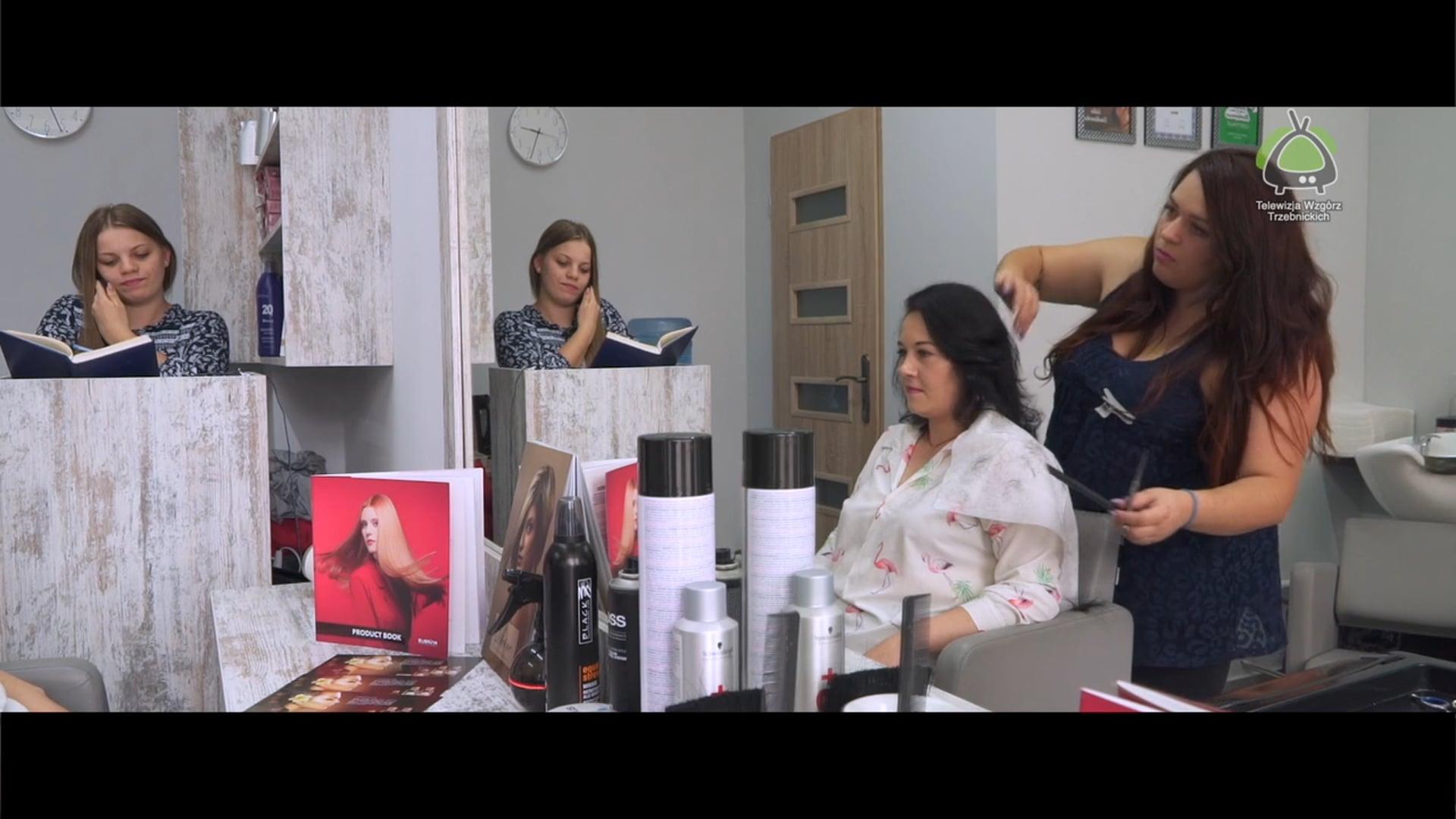 """Salon fryzjerski """"O WŁOS"""" w Trzebnicy"""