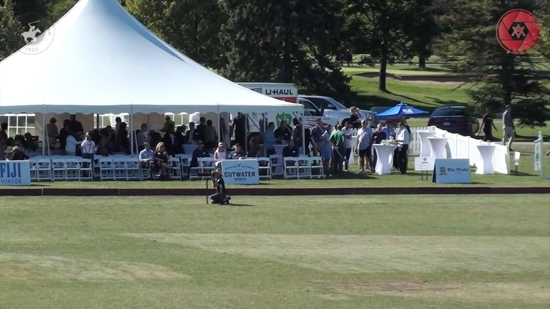 2018 U.S. Open Polo Championship® Alumni Match