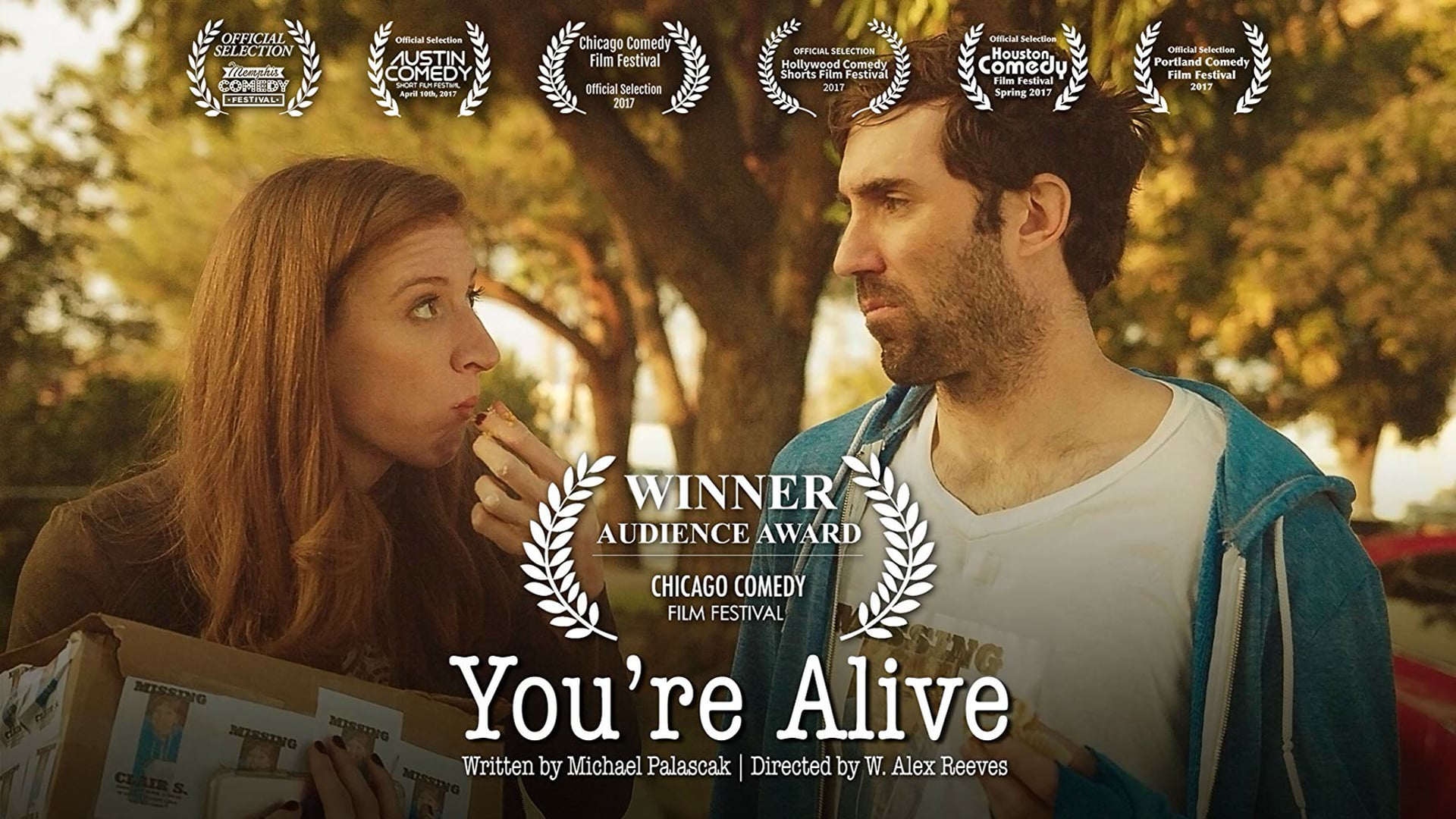 You're Alive