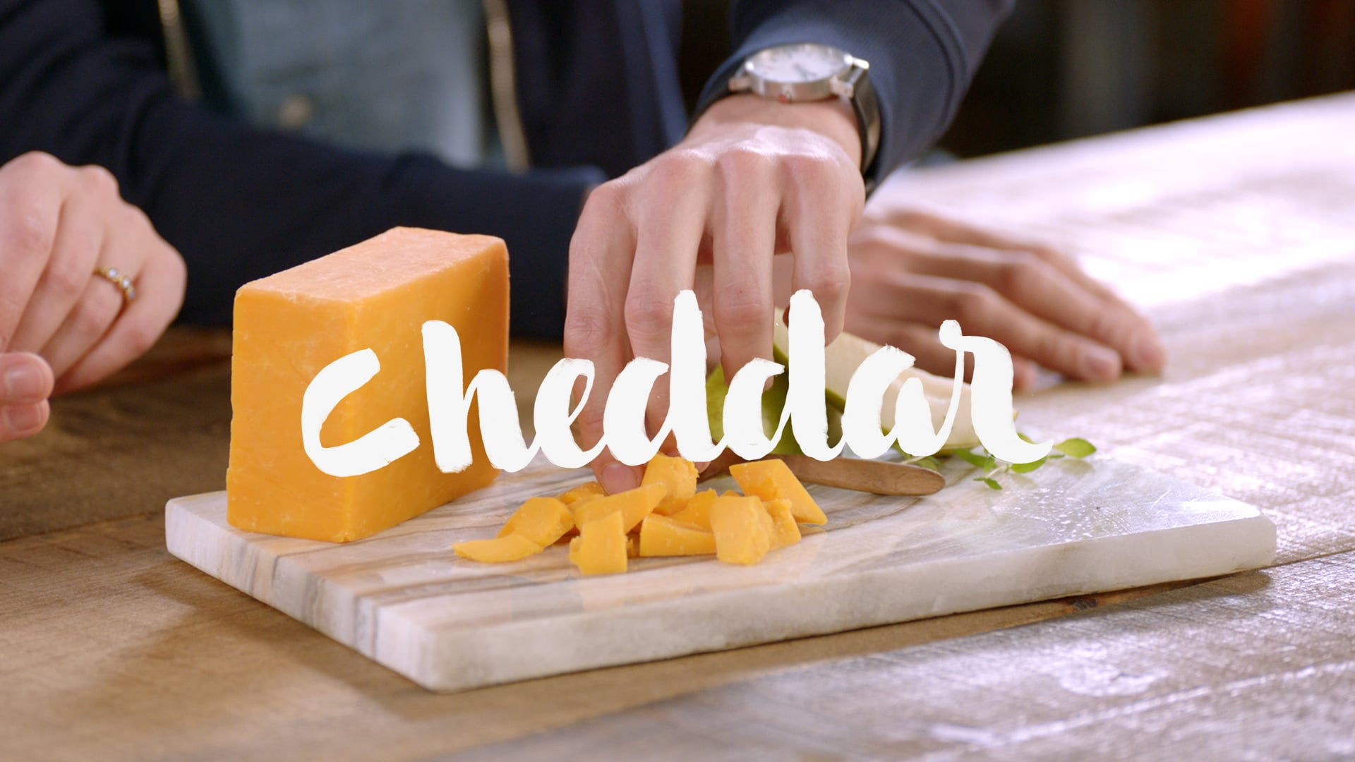 State of Cheese | Cheddar Style