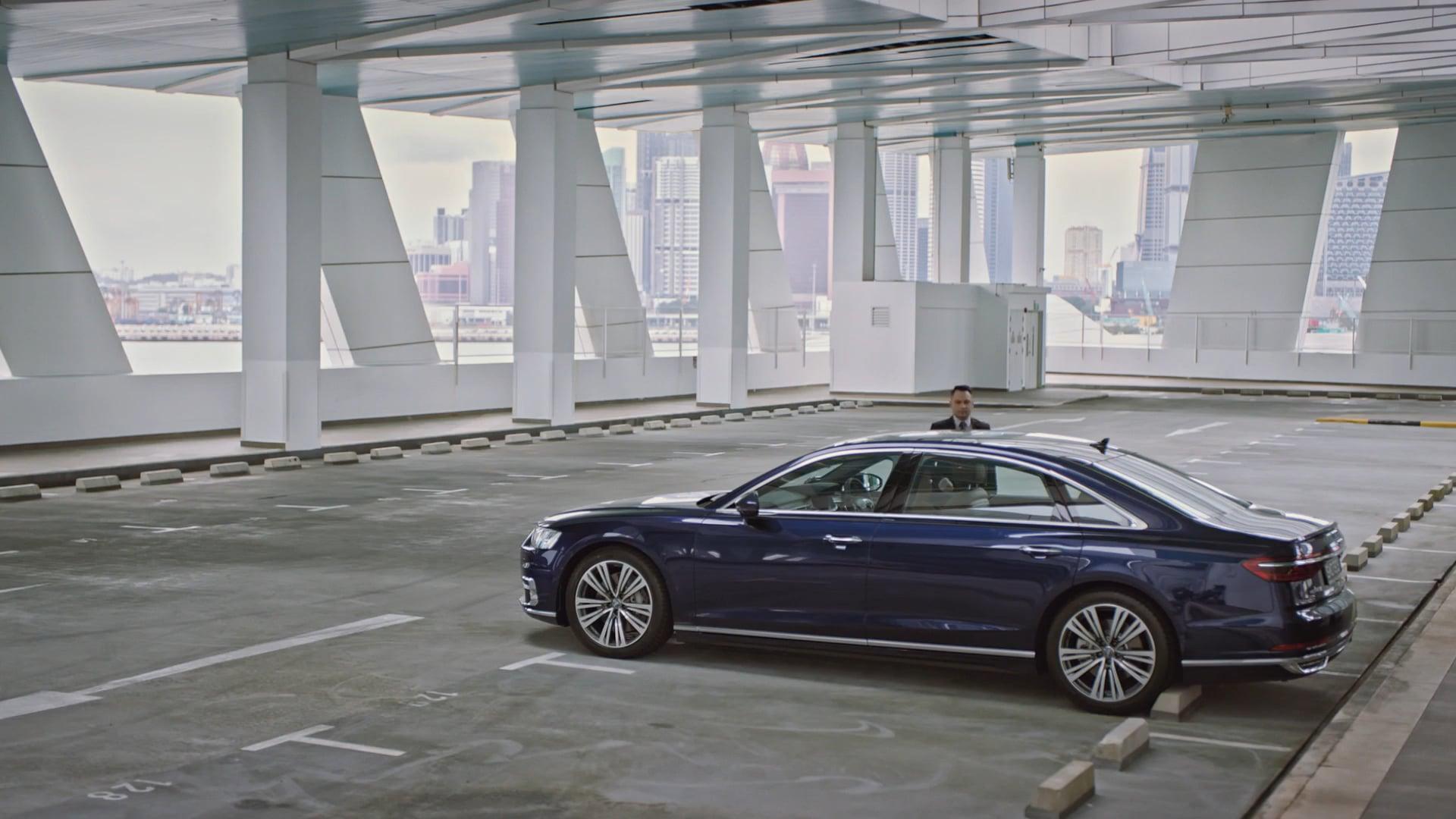 Audi A8 TVC (2018)