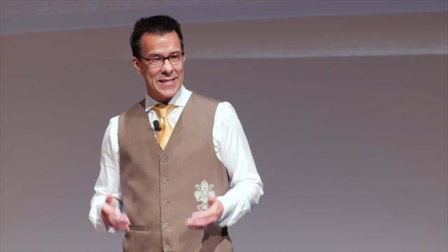 Tony Rojas - Presentation Sample
