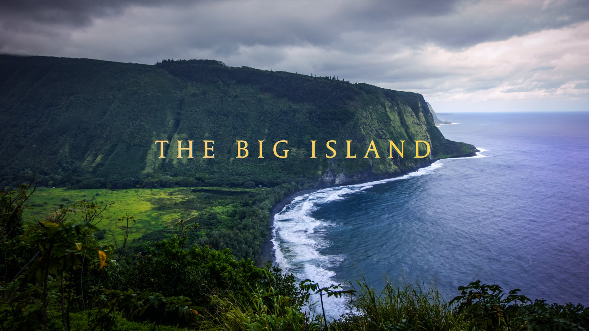 The Big Island   Time-Lapse Flow Motion - 4K