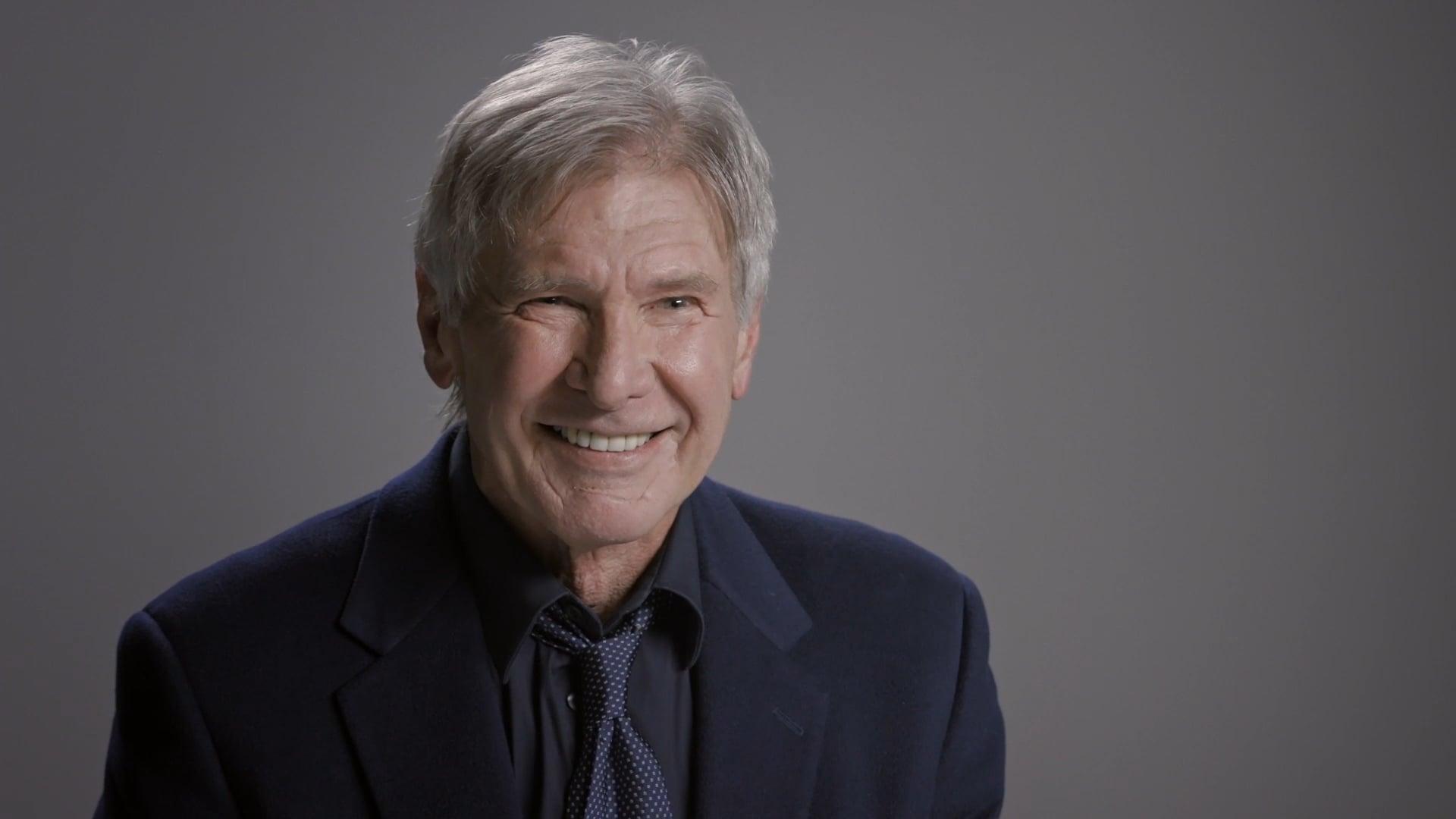 Harrison Ford, Man of Few Words - GQ