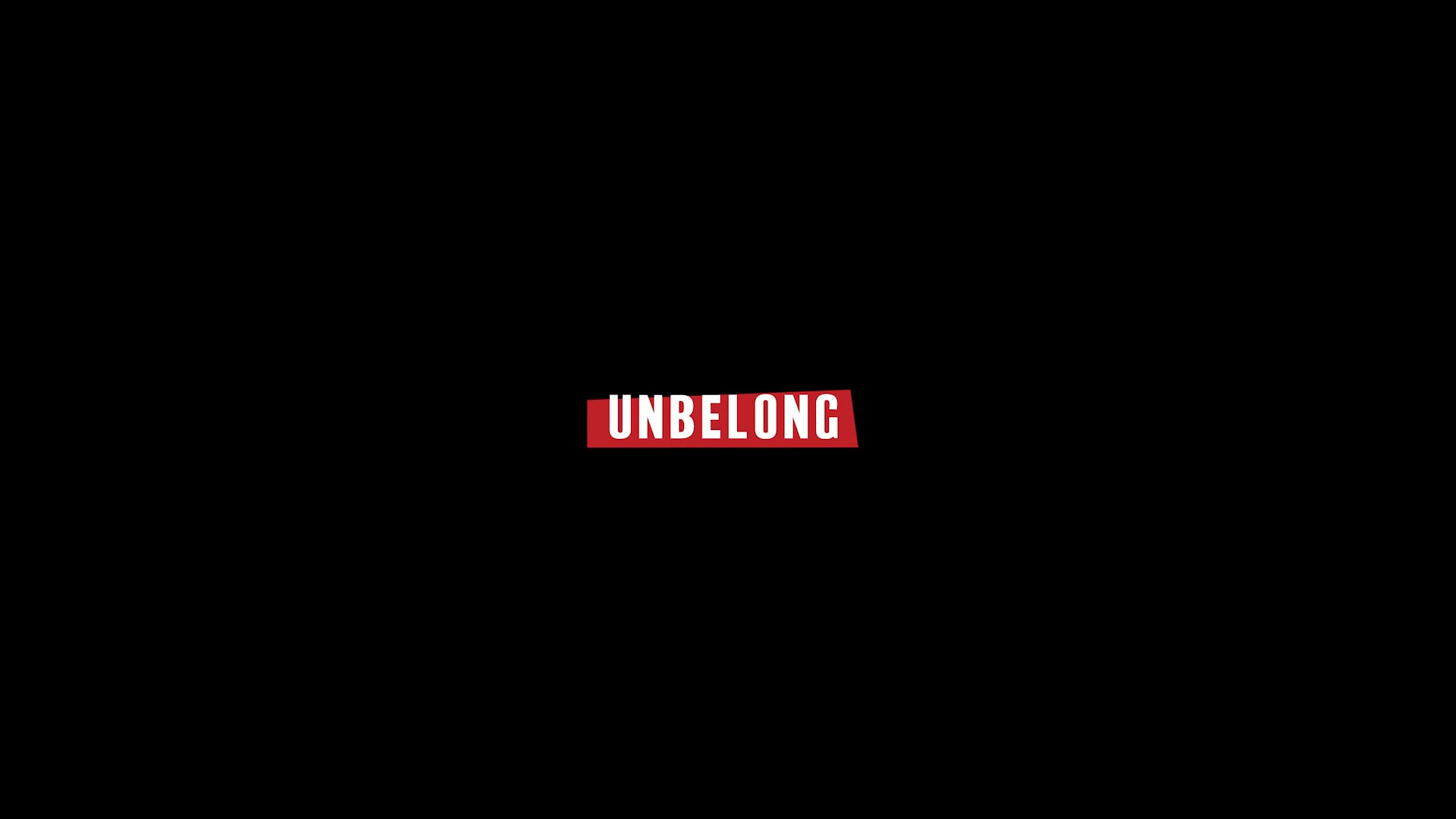 UNBELONG - Haith's second limited collection Campaign Video