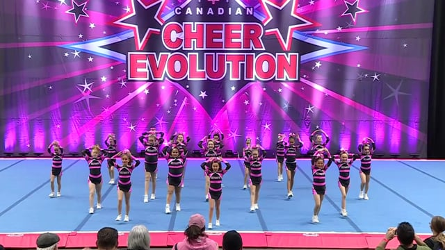 Ultimate Canadian Cheer   Cubs   Youth 1