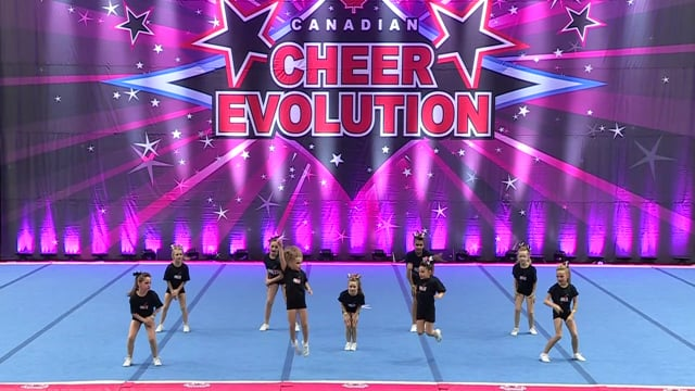Brantford Cheer   Flash   Small Youth 2