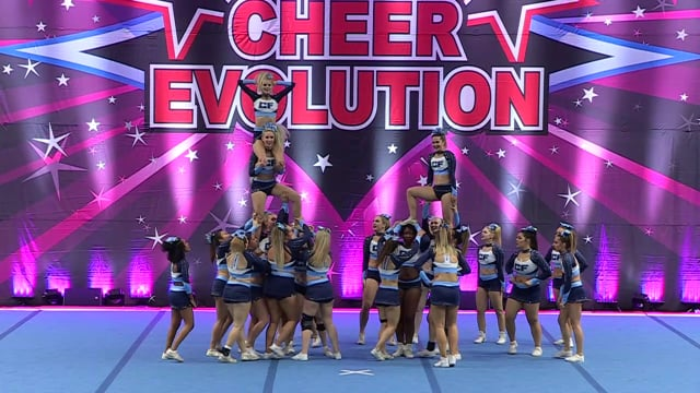 CheerForce WolfPack   Platinum   Int'l Open 6