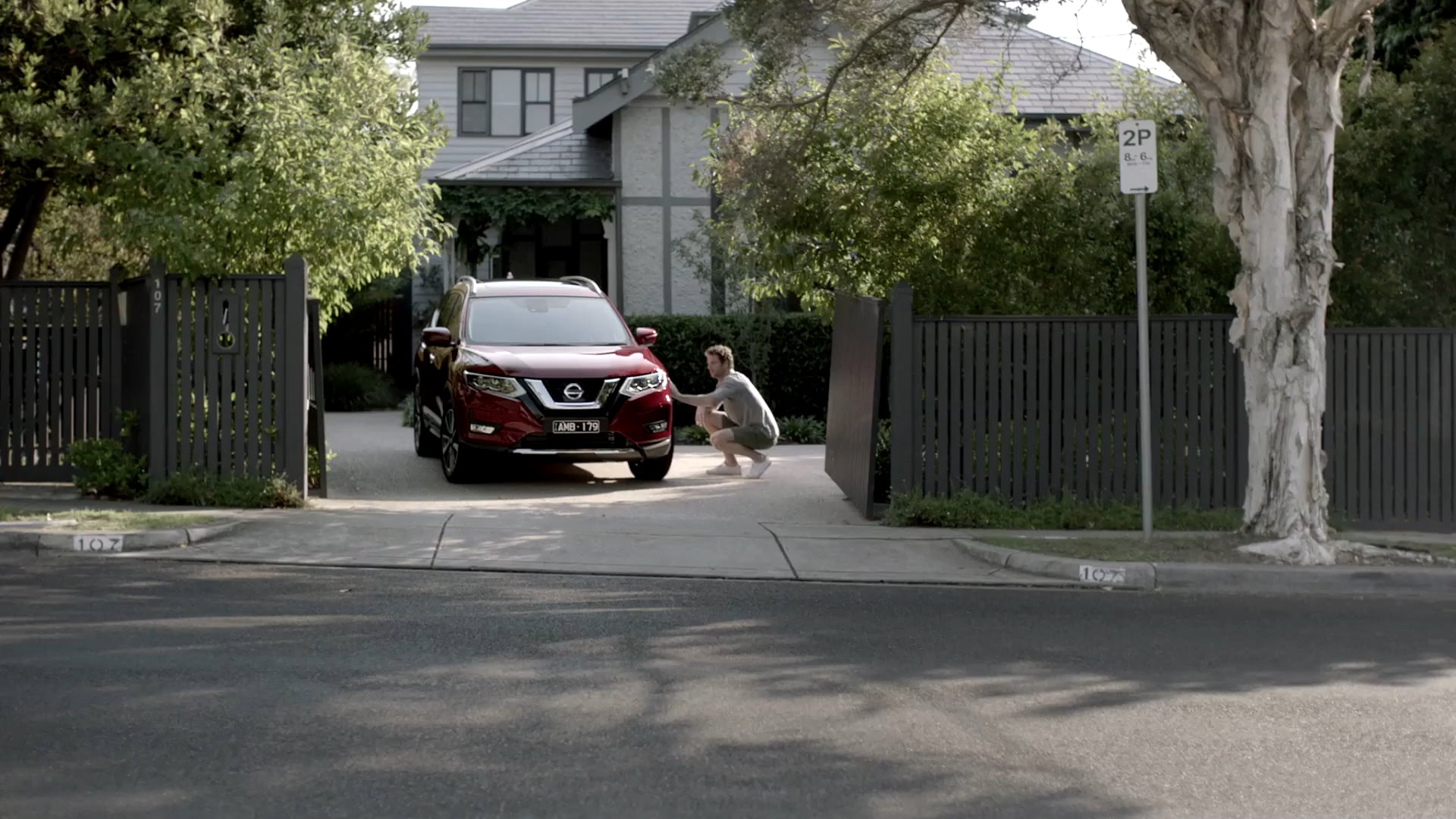 Nissan - Pulling a Fast One