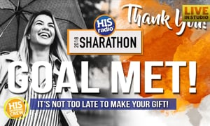 Sharathon Thank You: Your Support Means So Much