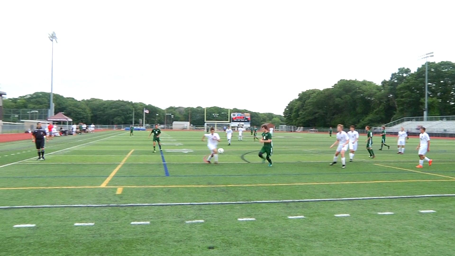 Soccer Highlights Video