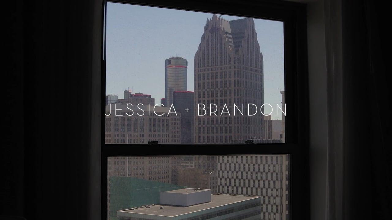 jessica + brandon | highlight reel.
