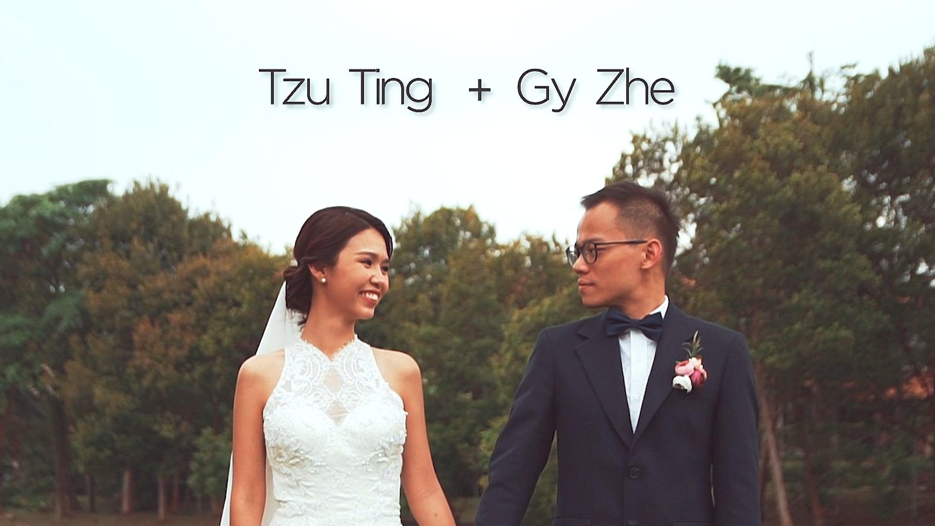 GyZhe & TzuTing