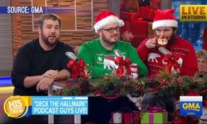 Local Guys Review Every Hallmark Christmas Movie
