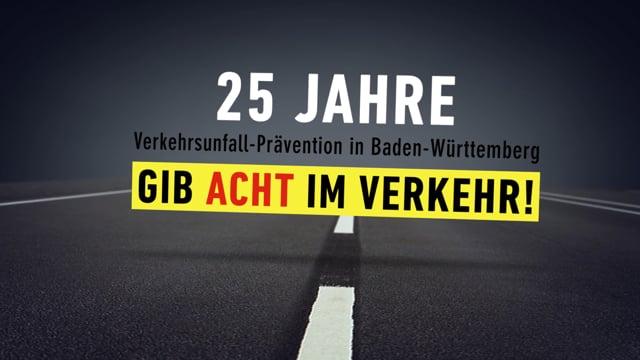 """POLIZEI: """"25 Jahre Gib 8 im Verkehr"""" 2"""