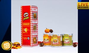 Thanksgiving Inspired Pringles Sell Out in Record Time