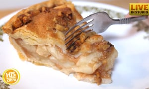 A Suggestion for Pie Week: Concord Grape Apple Pie!