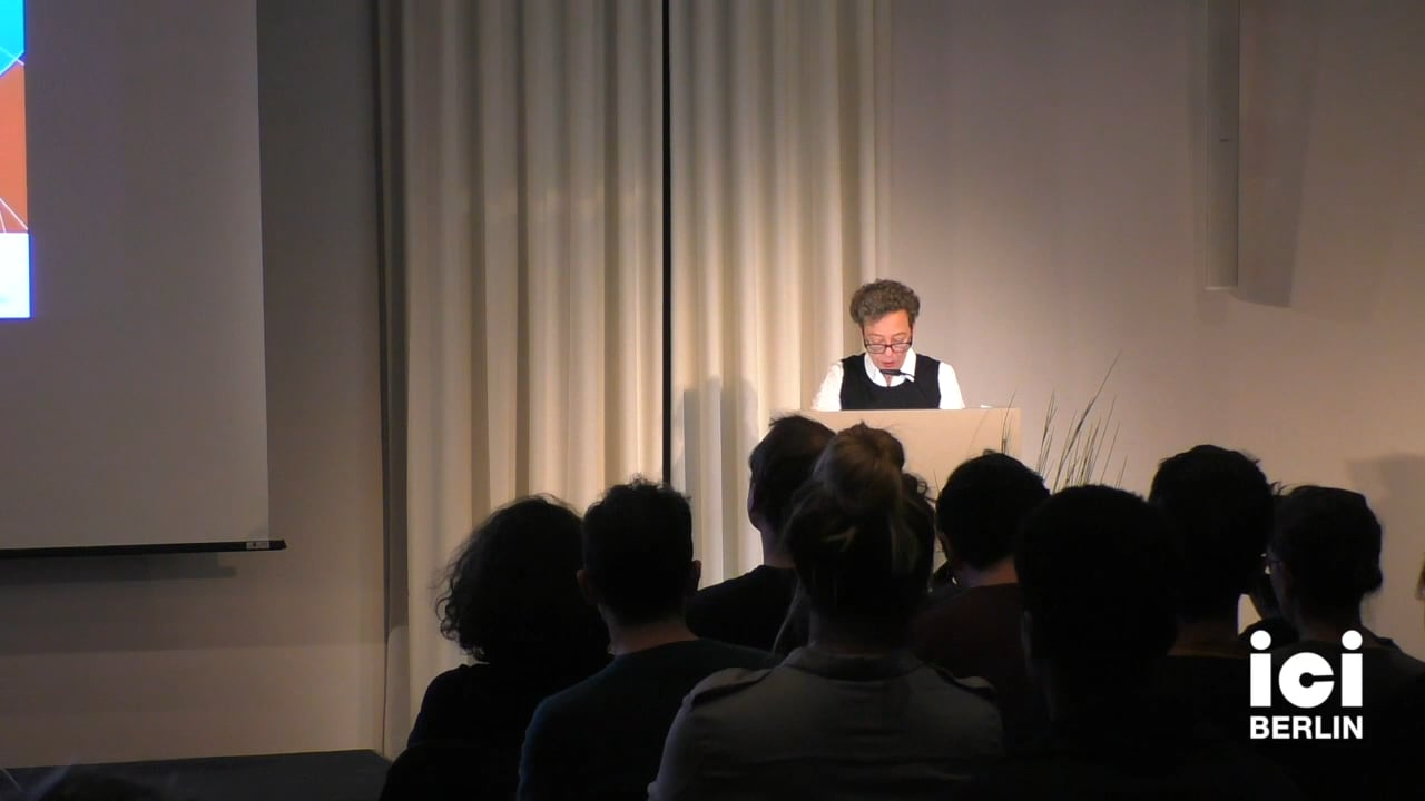 Introduction by Eva Geulen