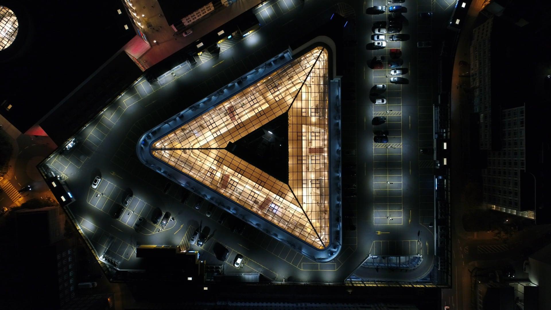 Thier-Galerie Dortmund by Night