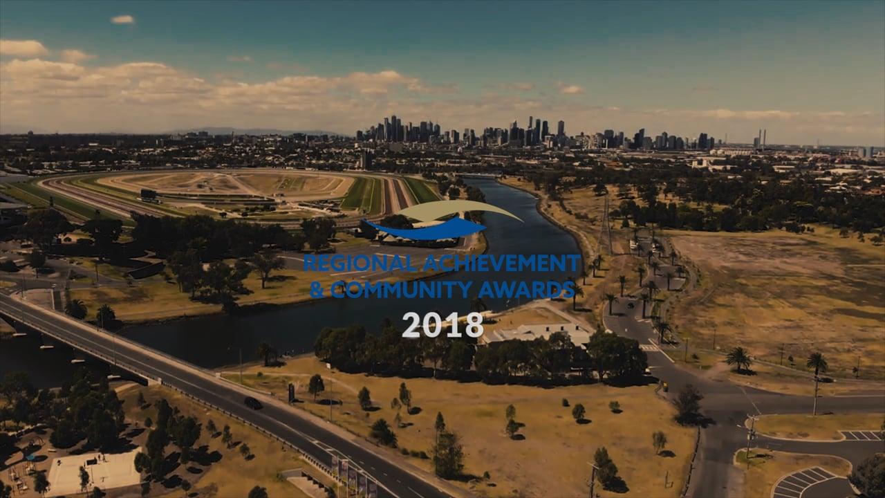 Victorian Regional Achievement and Community Awards.