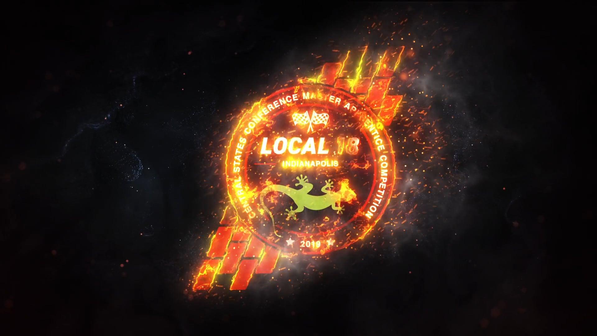 Local 18 - Logo Intro