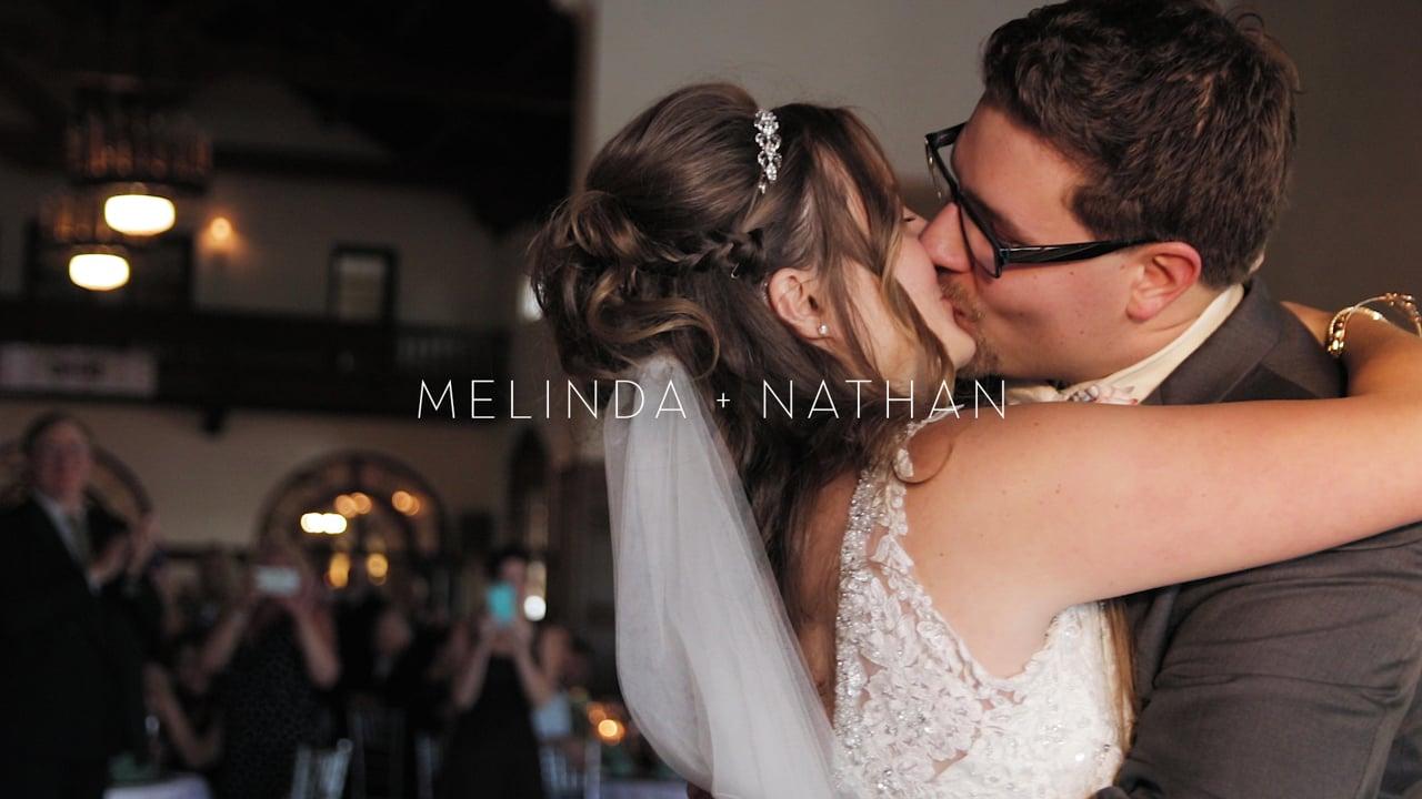 melinda + nathan | wedding film.