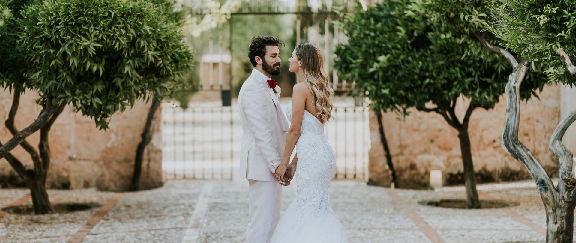 Grace & James Wedding Video Filmed at Mallorca, Spain
