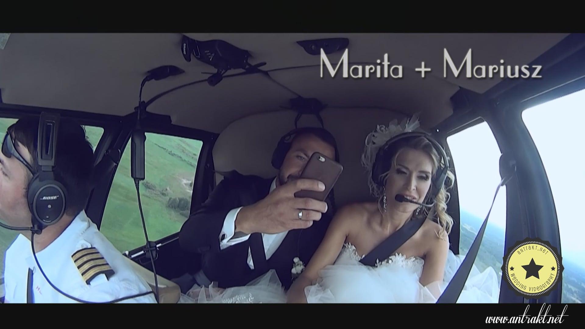 MARITA & MARIUSZ