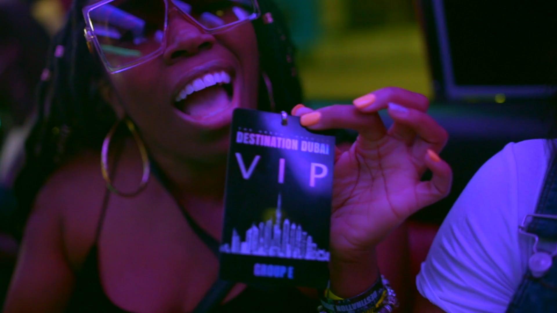 Destination Dubai VIP 2018 - Helicopter Tour : Day Party