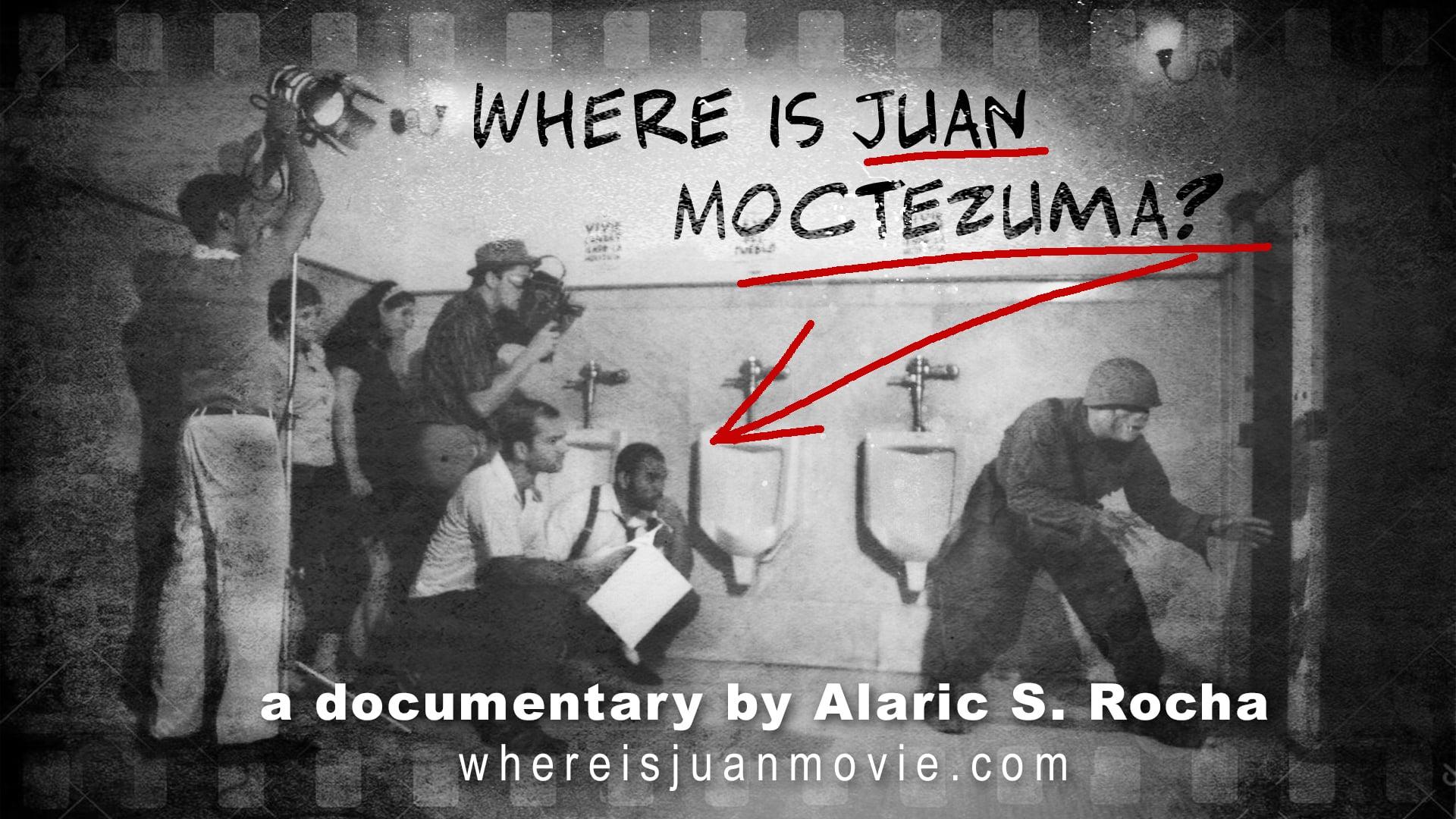 """Where is Juan Moctezuma?"" Documentary Teaser"