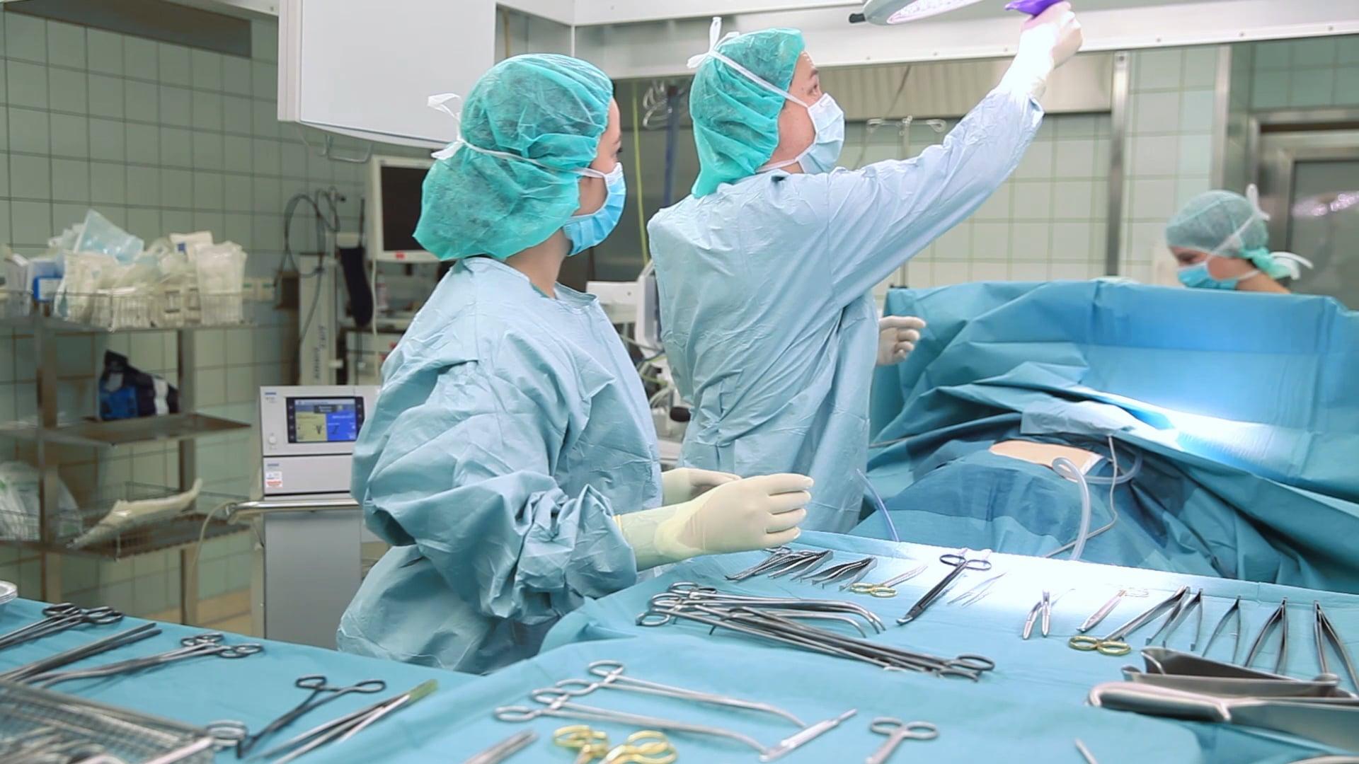 Klinikum Herford - Jobvideo  OP Assistenz