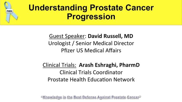 A Study for Treating Metastatic Prostate Cancer with Dr. Arash Eshraghi