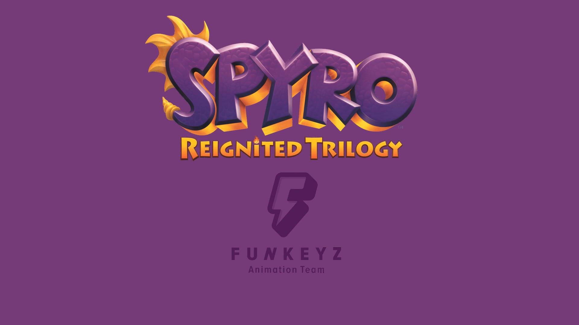 Funkeyz Spyro Dragons