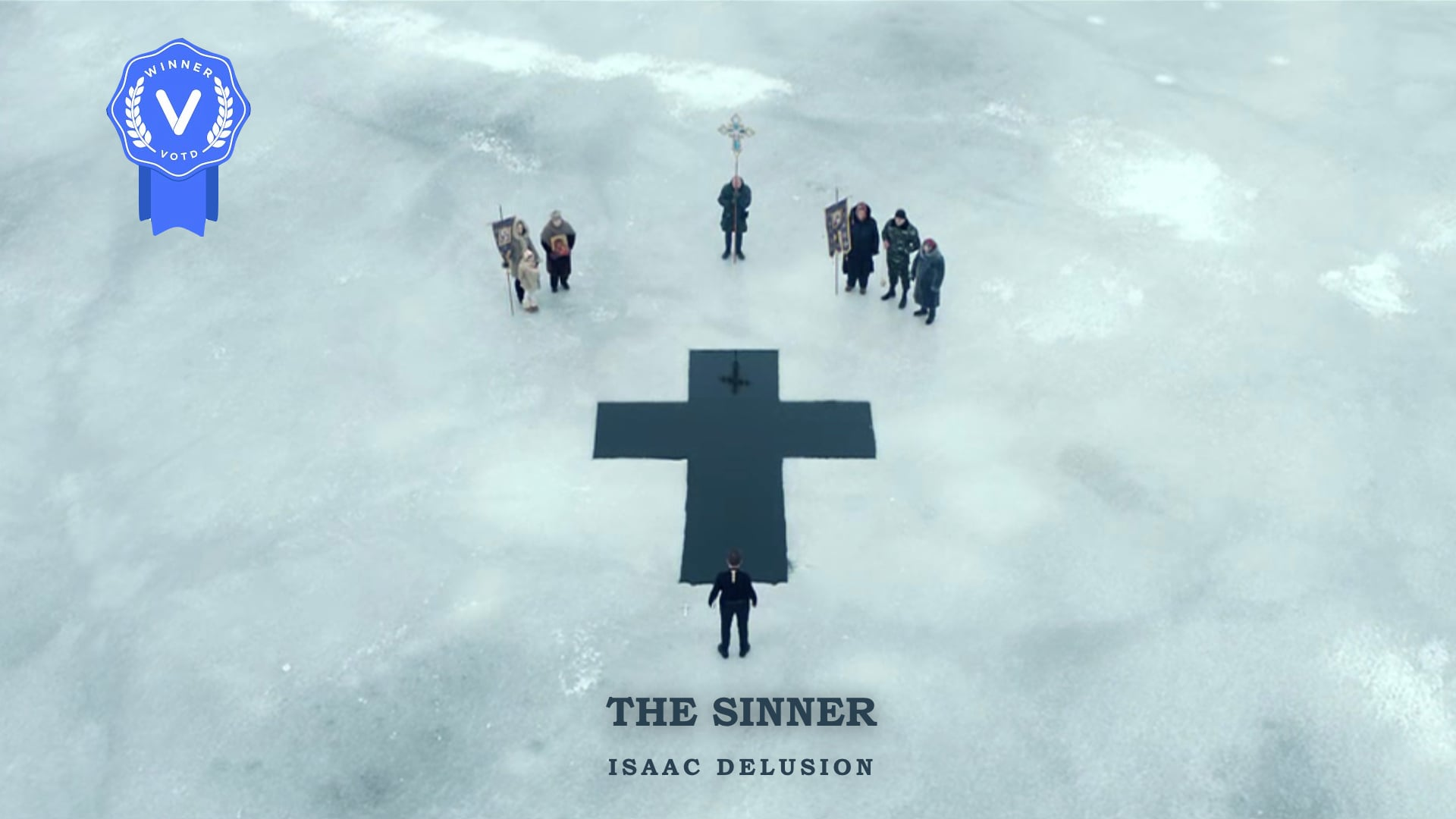 ISAAC DELUSION - THE SINNER