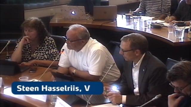 Byrådsmøde d. 13 september 2018