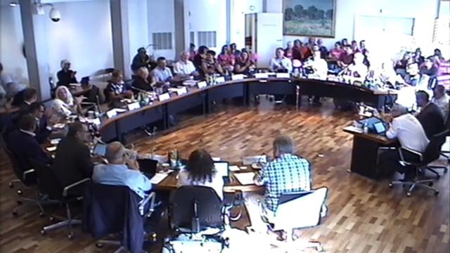 Byrådsmøde d. 21 juni 2018