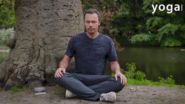 10-minuten meditatie met Johan